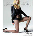 Jonathan Aston Micronet Tights. 75% Polyamide 25% Elastane. Black. Small Fishnet