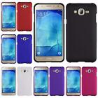 For Samsung Galaxy J7 Hard Plastic Snap on Two Piece Cover Case