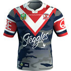 SYDNEY ROOSTERS NRL 2016 ANZAC DAY ROUND COMMEMORATIVE OFFICIAL MENS JERSEY