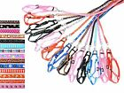 Cute Small Dog Cat Printing Puppy Harness Belts Leading Leash