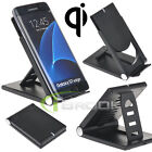 Qi Wireless Charger Charging Stand Holder Pad For Samsung Galaxy S7 Edge Nexus 6