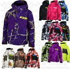 FXR Youth Squadron Snowmobile Jacket w/ F.A.S.T  ~ New 2016