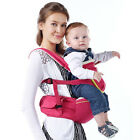 Sunveno Baby Waist Stools Kid Infant Hipseat Stool Breathability Baby Carrier
