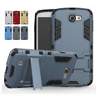 Hard Armor Slim Kickstand Protective Hybrid Cover For LG Optimus Zone 3 VS425