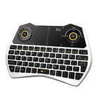 2.4GHz Wireless Air Mouse Touchpad 6-Axis Backlight Voice Keyboard For PC HTPC