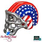 INFLATABLE AMERICAN FOOTBALL HELMET Blow Up Super Bowl NFL Costume Accessory