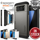 FREE EXPRESS Galaxy S7 Edge Case, Spigen Slim Armor CS Card Slider Holder Cover