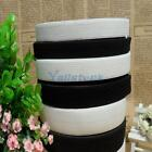 11-13m Latex Rubber ELASTIC STRETCH RIBBON Thickened White Black 15mm to 30mm