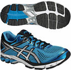 ASICS GT 1000 4 Mens Support Road Cushioned Running Sports Trainers Shoes Blue
