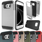 Shockproof Hybrid Hard Protective Case Cover For Samsung Galaxy S8 Plus J7 J3 J1