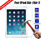 9H Premium Tempered Glass Screen Protector Film For Apple iPad Mimi1 2 3/4 Air 2