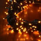 100 LED Watrproof Battery Operated Fairy String Lights with 8 Modes & Auto Timer