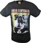 Mankind Mr Socko Mick Foley WWE Mens Black T-shirt