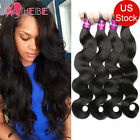 Thick Brazilian Body Wave 4 Bundles 400g HEBE Human Hair Extensions Weave Weft