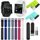 Replacement Silicon Watch Band Strap w/Tools For Garmin Vivoactive Wristband FV