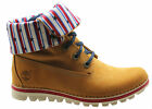 Timberland Earthkeepers EK Brookton RT Roll Top Womens Boots Wheat 8068B U79