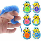 Внешний вид - 2 pcs Twisty Worm Hot Sale Color Simple Soft Fuzzy Game Kids Toy Magic Easy j