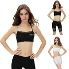 Sexy Womens Crop Tops Strap Backless Blouse Vest Cut Out Shirt Beach Tank K0E1