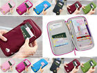 Business Card Holder Outdoor Purse Travel Wallet Passport Ticket Id Credit Card