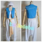 Magi The Labyrinth of Magic Aladdin Cosplay Costume Any Size