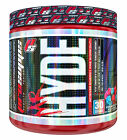 PROSUPPS -  HYDE 30SV ALL FLAVORS - INTENSE ENERGY PRE WORKOUT FORMULA