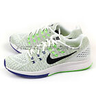 Nike Air Zoom Structure 19 White/Black-Electric Green-Concord Running 806580-100