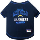 San Diego Chargers NFL dog pet blue Tee Shirt (all sizes) $15.49 USD on eBay