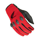 Joe Rocket Honda Racing Nation Glove Red/Black Mens SM-3XL