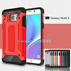 New Hybrid Hard Impact Rugged Combo Case Shell Cover for Samsung Galaxy Note 5