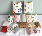 Brand New Pillow Gift Boxes * A Choice of Colours, Sizes & Quantities