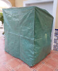 Swing Cover For Garden Swing, 2 Or 3 Seater Size, Strong Woven Polypropylene