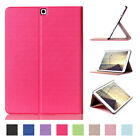 PU Leather Slim Flip Magnetic Tablet Case Stand For Samsung Galaxy TAB S2 9.7