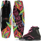 O'Brien Vixen Wakeboard with Vixen Boots