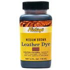 FIEBING'S ALCOHOL BASED LEATHER DYE ALL COLORS 4 OZ/ 32 OZ