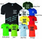 printed t-shirt PERSONALISED T SHIRT + YOUR TEXT OR SIMPLE SINGLE COLOUR GRAPHIC