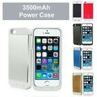 3500mAh Power Bank Portable External Back up Battery Charger For iPhone 5 5C 5S