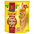 Go Cat Crunchy and Tender