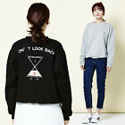 """2NEFIT"" Korea Women's Clothes Cactus Mtm Top Sweat Shirts T-018 size S M"