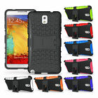 Dual Layer Shockproof KICKSTAND Full Protect Shell Cover Case for Samsung Phones