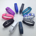 10 Pcs Small Replacement Wrist Band Wristband for Fitbit Flex w/ Clasps S57/S58