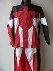 NEW WULFSPORT WATERPROOF OVERSUIT (ALL SIZES) ENDURO TRIALS MOTOCROSS WULF  RED