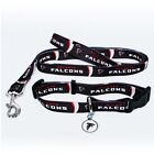Atlanta Falcons NFL PET DOG COLLAR & LEASH & ID TAG Set (All Sizes) $20.9 USD on eBay