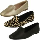 Clarks Ladies Flat Shoes 'Chia Milly'