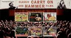 GB - 2008 - Presentation Pack - Classic Carry On & Hammer Films