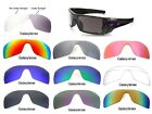 Galaxy Replacement Lenses For Oakley Batwolf Sunglasses Multi-Color Polarized