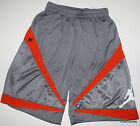 Nike-Jordan-Triangle-Triumph-Mens-Basketball-Shorts-Grey-Orange-452286-065-N $39.99 USD on eBay