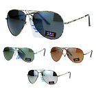 SA106 Mens Hunters Camouflage Police Metal Aviator Sunglasses