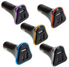 Kyпить 3 Port USB In Car Charger 4.1a Fast Adapter Black For Samsung iPhone 6 / 6 Plus на еВаy.соm