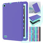 Shockproof Silicone PC Duty Cover Case For Amazon Kindle Fire 7 5th Gen 2015