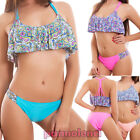 Bikini woman swimwear laces sea ruffles cashmere sexy new H16160